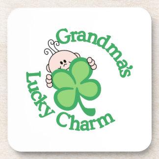 祖母の幸運なチャーム コースター