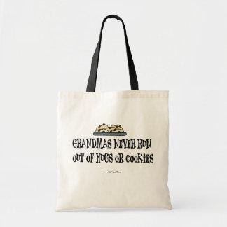 祖母の抱擁及びクッキー トートバッグ