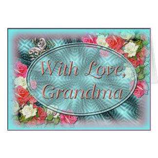 祖母の母day2 グリーティングカード