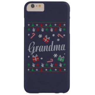 祖母の醜いクリスマス BARELY THERE iPhone 6 PLUS ケース