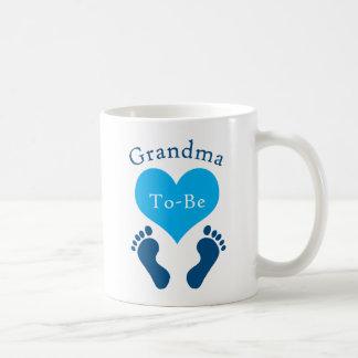 祖母はにあります コーヒーマグカップ