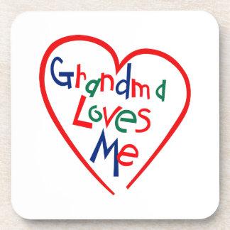祖母は私を愛します コースター
