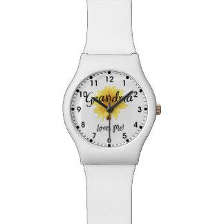 祖母は私を愛します 腕時計