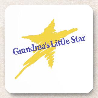 祖母少し星 コースター