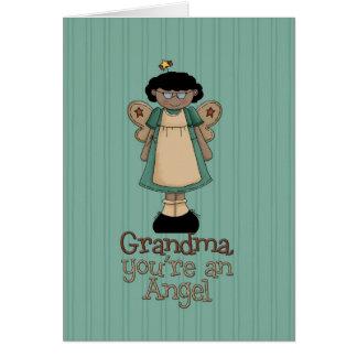 祖母、あなたは天使 カード