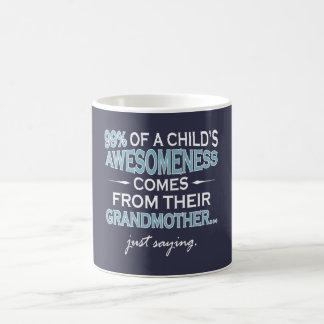祖母 コーヒーマグカップ