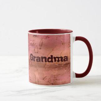 祖母 マグカップ