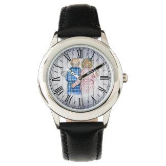 祖父および祖母-永久に愛して下さい 腕時計
