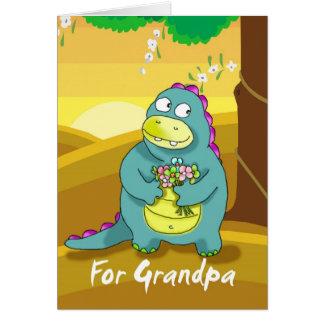 祖父のため カード