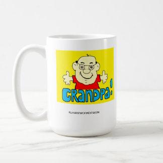 祖父のマグ コーヒーマグカップ