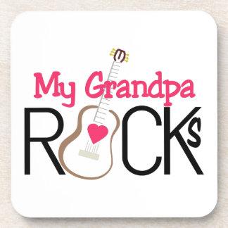 祖父の石 コースター