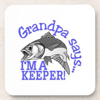 祖父は言います コースター