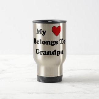 祖父愛 トラベルマグ