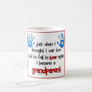 祖父母の愛マグ コーヒーマグカップ