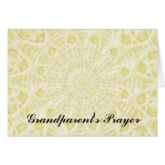 祖父母の祈りの言葉 カード
