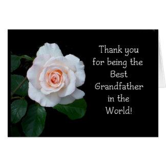 祖父母日の挨拶状 カード