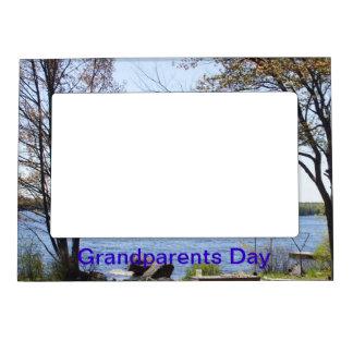 祖父母日水木場面 マグネットフレーム