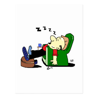 祖父SLEEPS.tif ポストカード