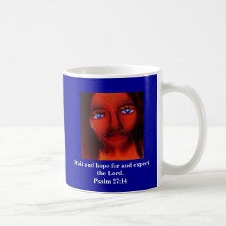 神からのメッセージ(あなたのために) ベーシックホワイトマグカップ
