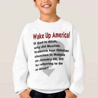 神がアラーなら スウェットシャツ
