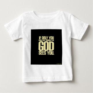 神が会うように ベビーTシャツ