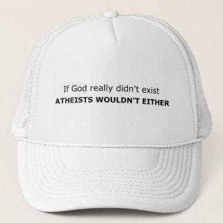 神が実際に帽子…存在しなかったら キャップ