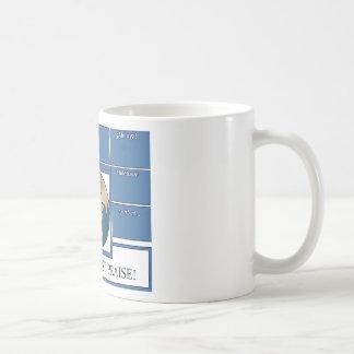 神で激賞 コーヒーマグカップ