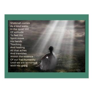 神との平和 ポストカード