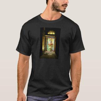 神についてのラルフ・ワルド・エマーソンの引用文 Tシャツ
