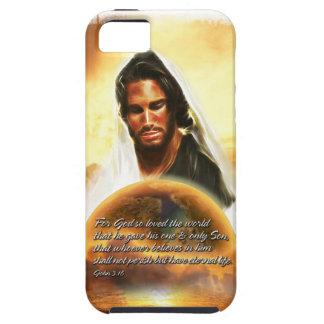 神のため従って世界2のSpeckの例愛される iPhone SE/5/5s ケース