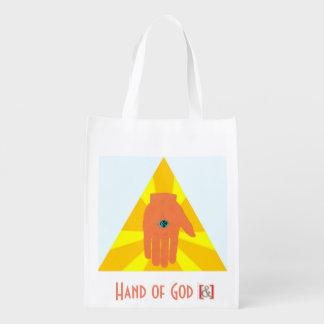 神のエコバッグの手- エコバッグ