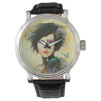 神のオリビア 腕時計