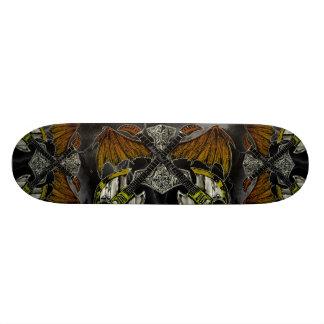 神のギターのトールのハンマー スケートボード