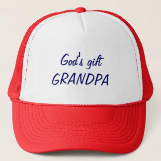 神のギフト、祖父 キャップ