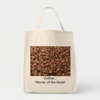 神のコーヒー果汁! トートバッグ