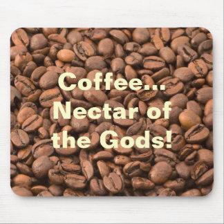神のコーヒー果汁! マウスパッド