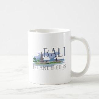 神のバリ島の島 コーヒーマグカップ