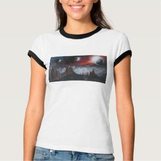 神のファンタジーの庭 Tシャツ