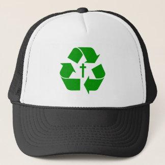 神のリサイクル キャップ