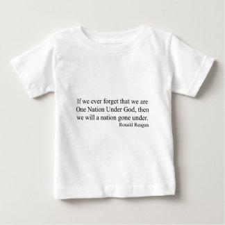 神の下の1つの国家 ベビーTシャツ