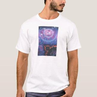 神の介在 Tシャツ