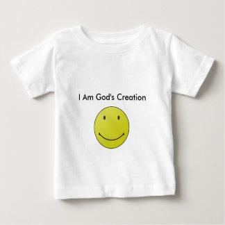 神の作成 ベビーTシャツ