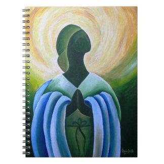 神の優美2011年 ノートブック