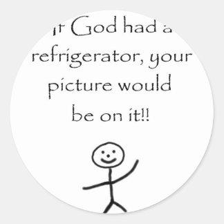 神の冷却装置 ラウンドシール