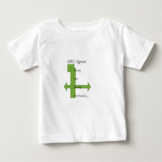 神の分隊のワイシャツ ベビーTシャツ
