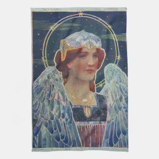 神の台所タオルの天使 キッチンタオル