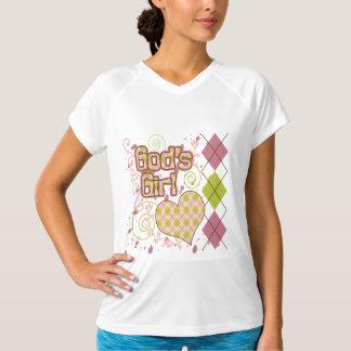 神の女の子 Tシャツ