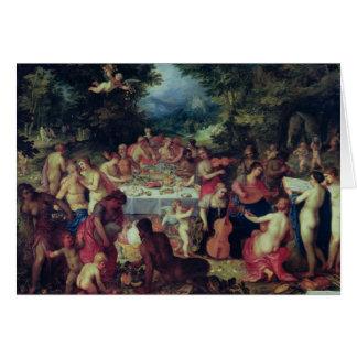 神の宴会 カード