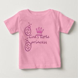 神の小さい王女 ベビーTシャツ