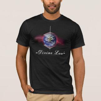 神の平衡のTシャツ Tシャツ